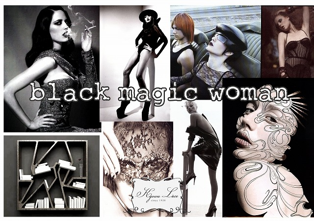 Mood Board - Black Magic Woman A3.jpg